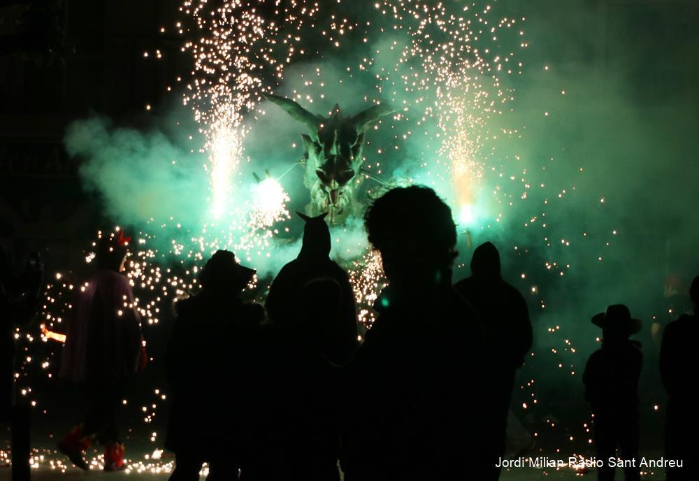 Correfoc Sant Jordi 2019 - 18
