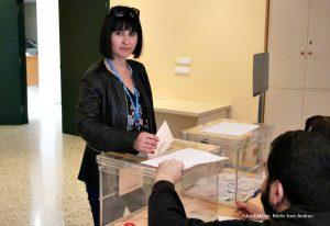 Eleccions Generals 2019 - 07 Sonia Aranda