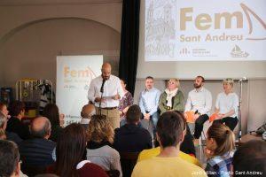 Presentació candidatura Fem Sant Andreu  06