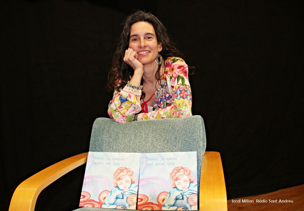 Raquel Monfort - presentació llibre 02