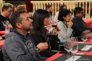 Tast de vins a cegues Fira del Vi SAB - 06