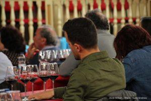 Tast de vins a cegues Fira del Vi SAB - 07