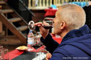 Tast de vins a cegues Fira del Vi SAB - 10