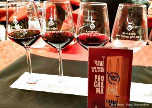 Tast de vins a cegues Fira del Vi SAB - 12