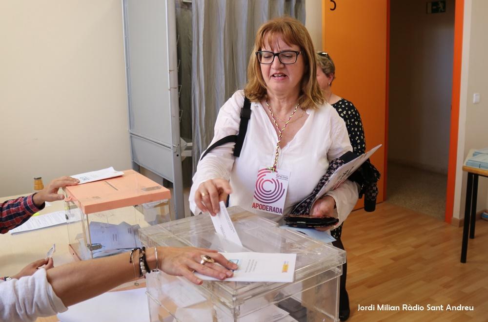 CESCA MUÑOZ - CATALUNYA EN COMÚ