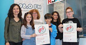 Escola Joan Margall donació de sang