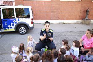 Unitat Canina a l'escola bressol El Cavallet 03