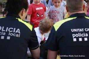 Unitat Canina a l'escola bressol El Cavallet 06
