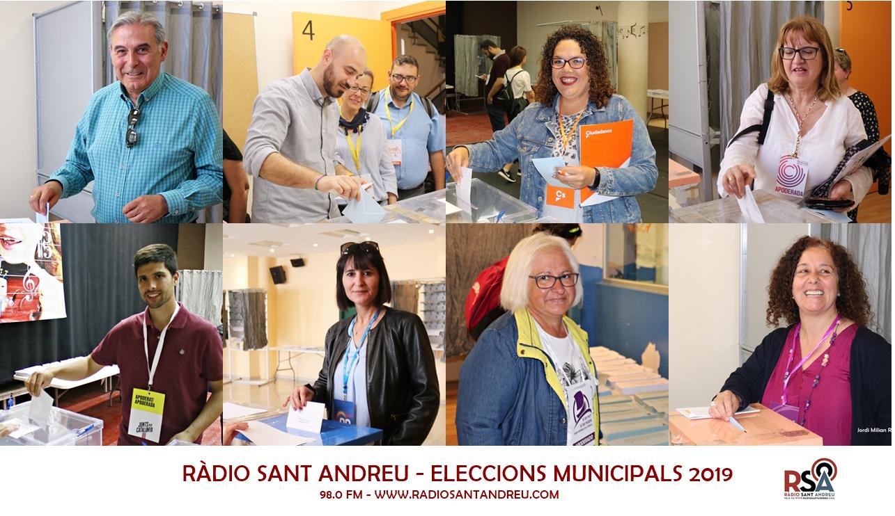 eleccions munipals candidats votant