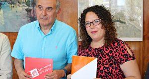 Acord pacte de govern PSC - CIUTADANS