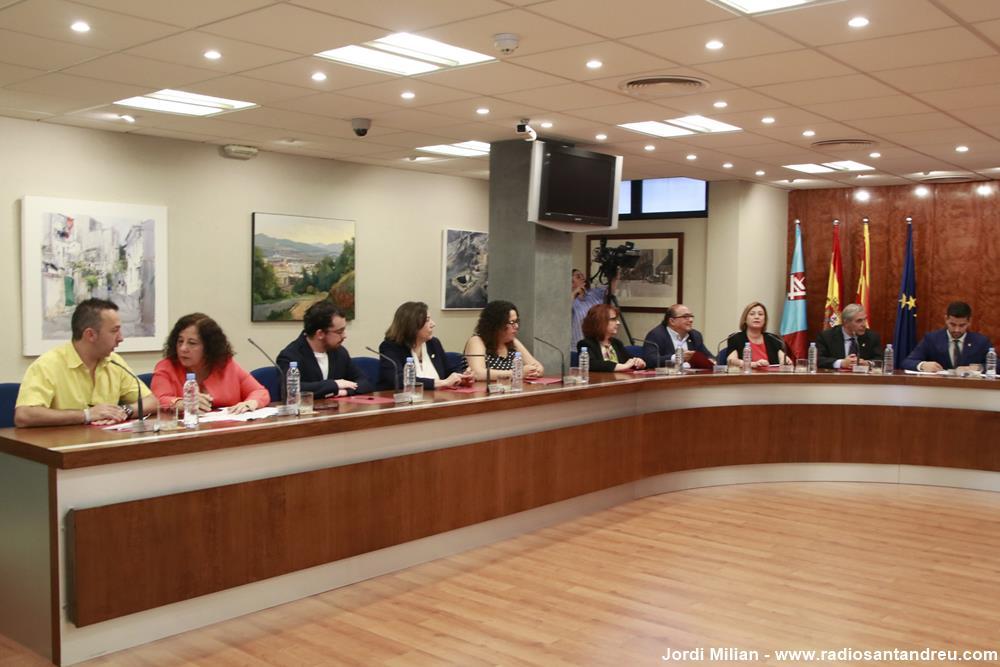 Constitució Ajuntament 2019 05