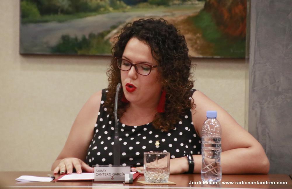 Constitució Ajuntament 2019 08 Saray Cantero CIUTADANS
