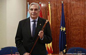 Enric Llorca investit alcalde