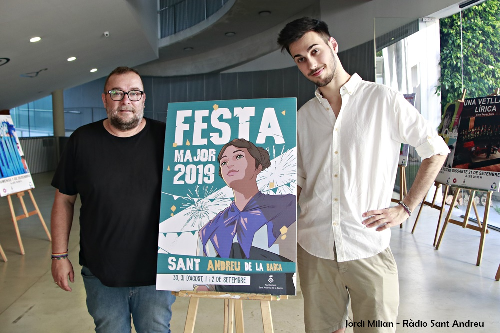 Cartell Festa Major 2019 - 01