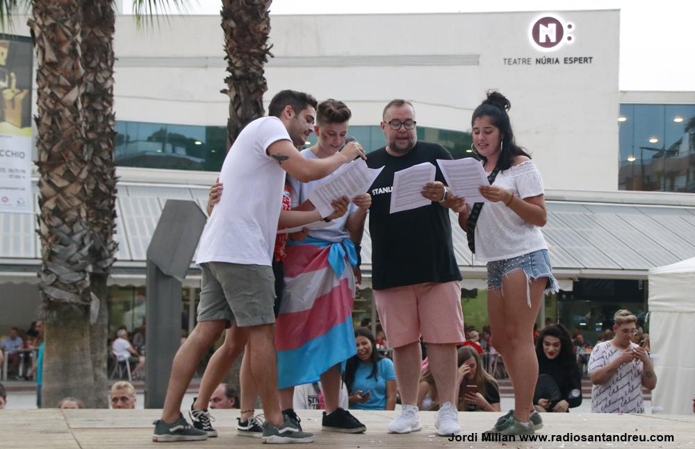 Dia Orgull LGTBI a Sant Andreu de la Barca 14