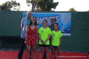 Gala Campions 2019 14 esportistes federades a d'altres poblacions