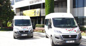 Nous vehicles de transport adaptat 07