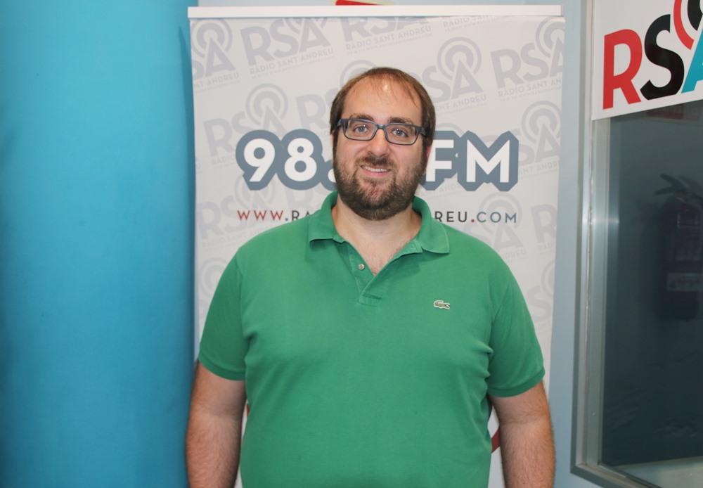 WALLBOX Enric Asunción a Ràdio Sant Andreu