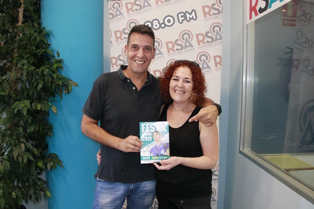 Diables Sant Andreu - Xavi i Estela