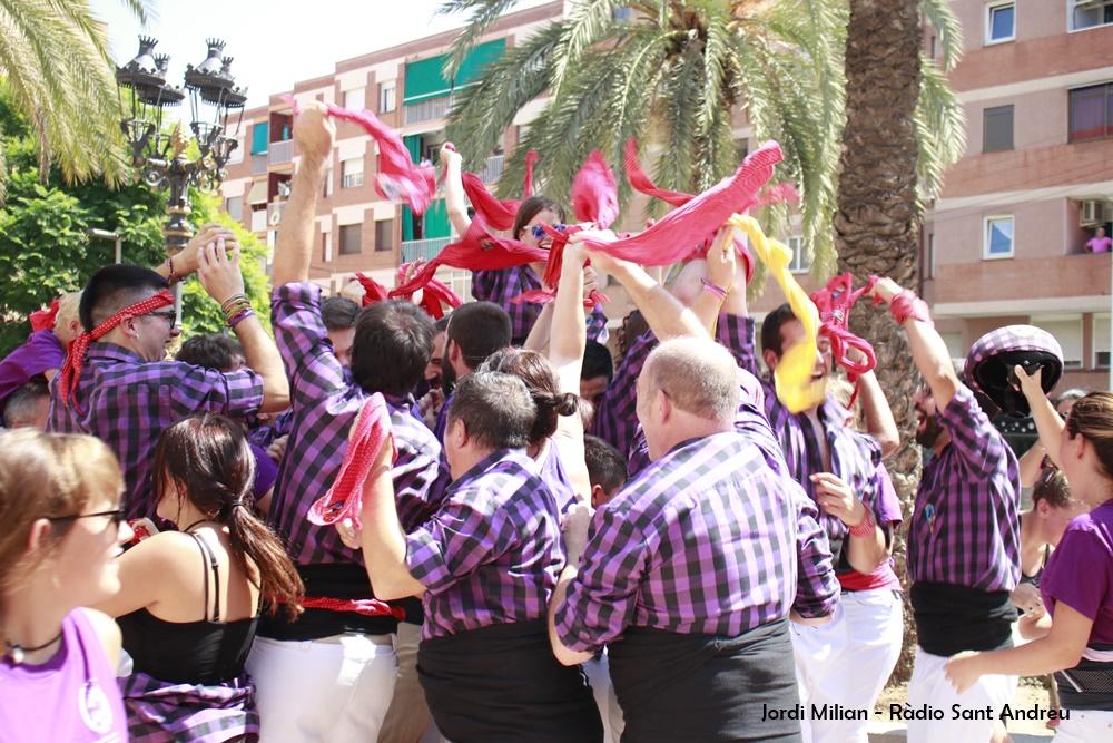 FESTA MAJOR 2019 - Diada Castellers de l'Adroc 12