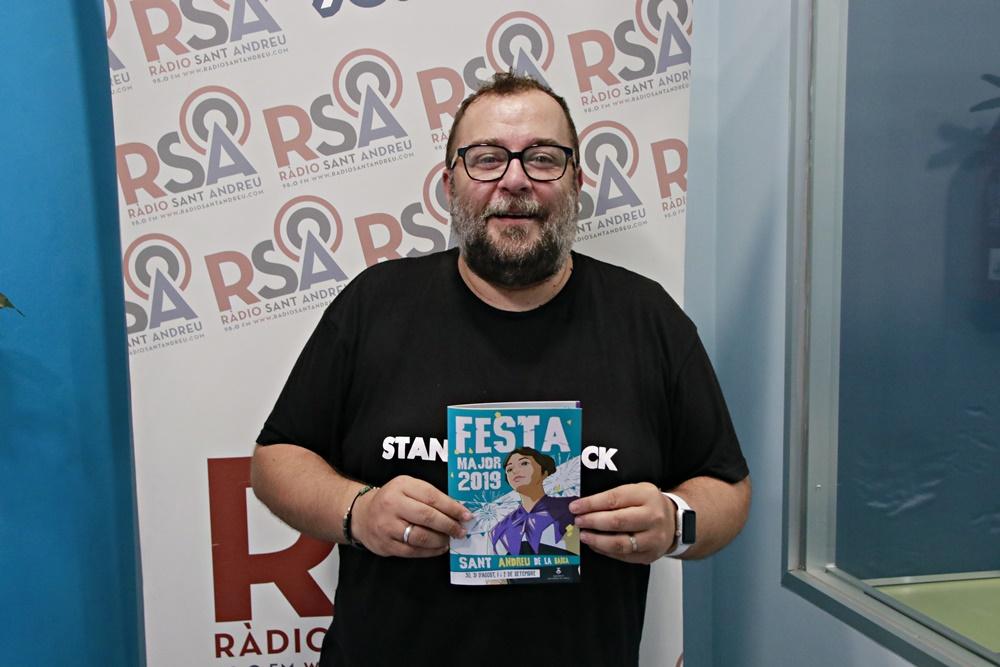 Festa Major 2019 - Juan Pablo Beas regidor Cultura