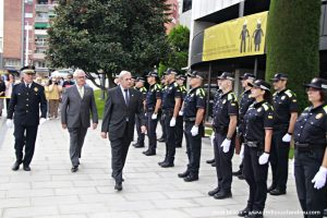 Acte patró Policia Local Sant Andreu Barca 02