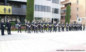 Acte patró Policia Local Sant Andreu Barca 07