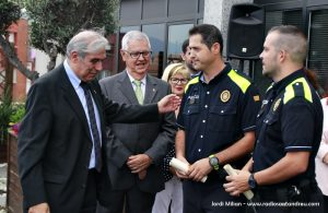 Acte patró Policia Local Sant Andreu Barca 10