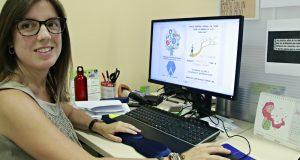 Andrea Fernández, tècnica ocupació