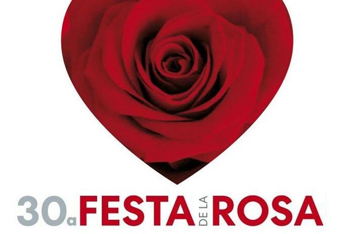 CARTELL FESTA DE LA ROSA
