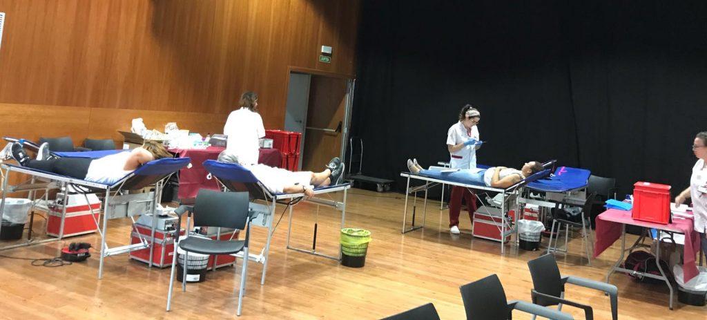 Donació de sang 2019