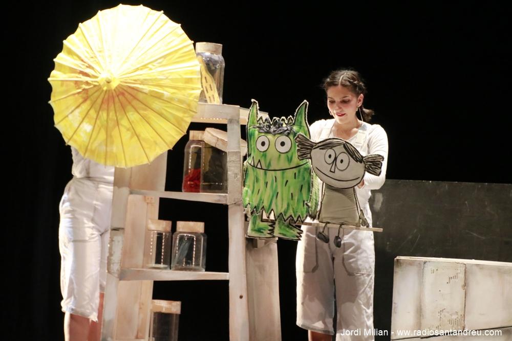 El Monstre de Colors al Teatre Nuria Espert 07