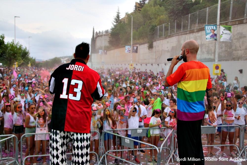 FESTA MAJOR 2019 - Festa Holi 08