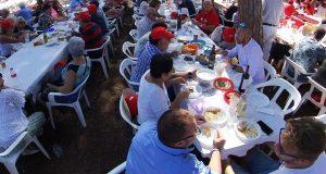 PSC SAB a la Festa de la Rosa