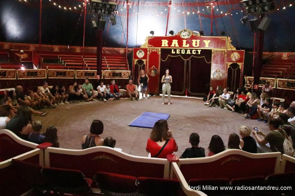 Visita Circ Raluy Legacy 11