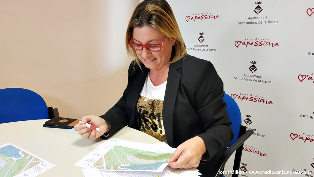 Ana Alba, regidora Urbanisme