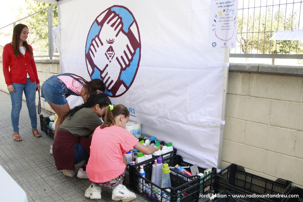 Campanya recollida productes higiene escoles - 2019 - 02