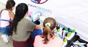Campanya recollida productes higiene escoles - 2019