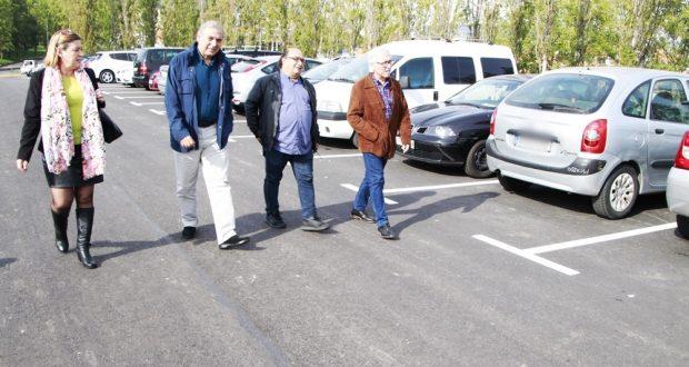 Finalitzada primera fase aparcament Barri La Solana 02
