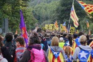 Marxa per la Llibertat a Sant Andreu Barca 03
