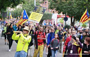 Marxa per la Llibertat a Sant Andreu Barca 04