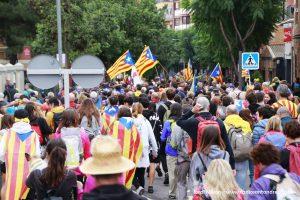 Marxa per la Llibertat a Sant Andreu Barca 05