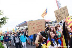 Marxa per la Llibertat a Sant Andreu Barca 06