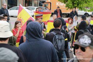 Marxa per la Llibertat a Sant Andreu Barca 10