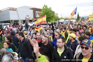 Marxa per la Llibertat a Sant Andreu Barca 12