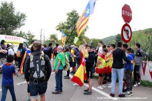 Marxa per la Llibertat a Sant Andreu Barca 13