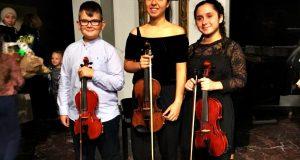 Alumnes Escola Musica a Moscou