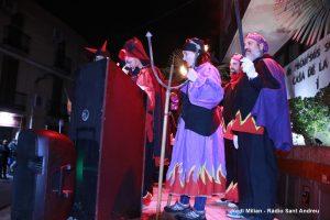 Correfoc i versots Festa Sant Andreu 2019  03