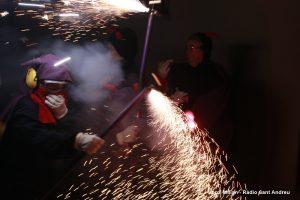 Correfoc i versots Festa Sant Andreu 2019  11