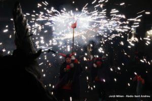 Correfoc i versots Festa Sant Andreu 2019  12